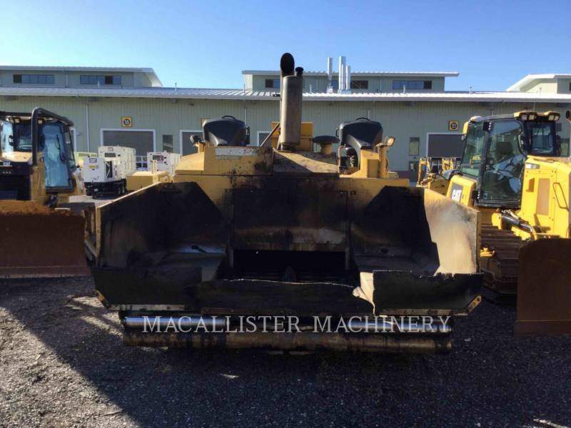 Caterpillar BETONIERE DE ASFALT AP-1055D equipment  photo 2