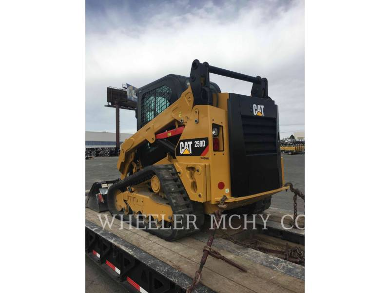 CATERPILLAR DELTALADER 259D C3-H2 equipment  photo 10