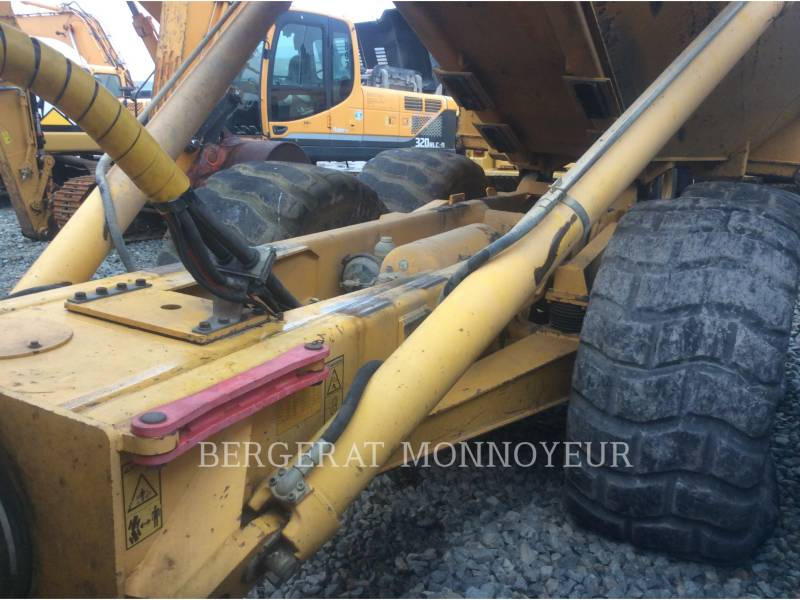 VOLVO CONSTRUCTION EQUIPMENT アーティキュレートトラック A30C equipment  photo 6