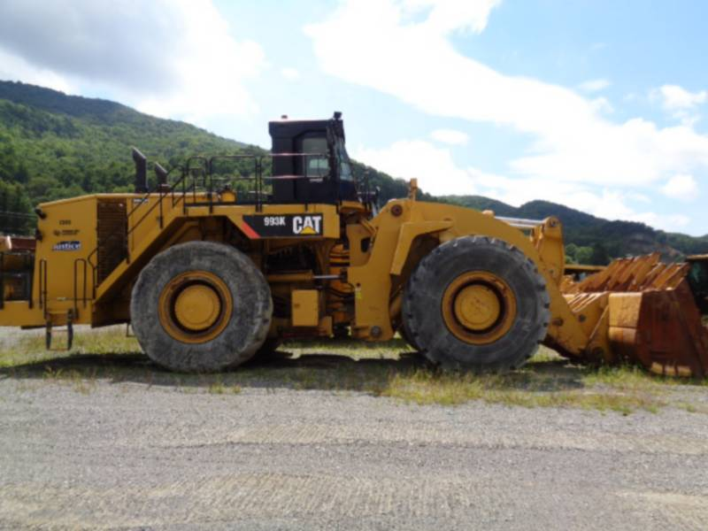 CATERPILLAR CARGADORES DE RUEDAS 993K equipment  photo 6