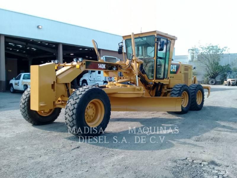 Caterpillar AUTOGREDERE 140K equipment  photo 1