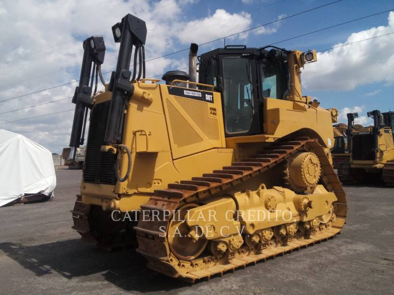 CATERPILLAR KETTENDOZER D8T equipment  photo 2
