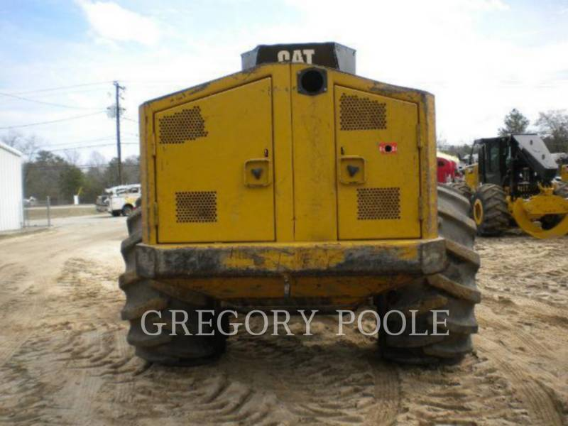 CATERPILLAR EXPLOITATION FORESTIÈRE - ABATTEUSES-GROUPEUSES - SUR PNEUS 573C equipment  photo 10