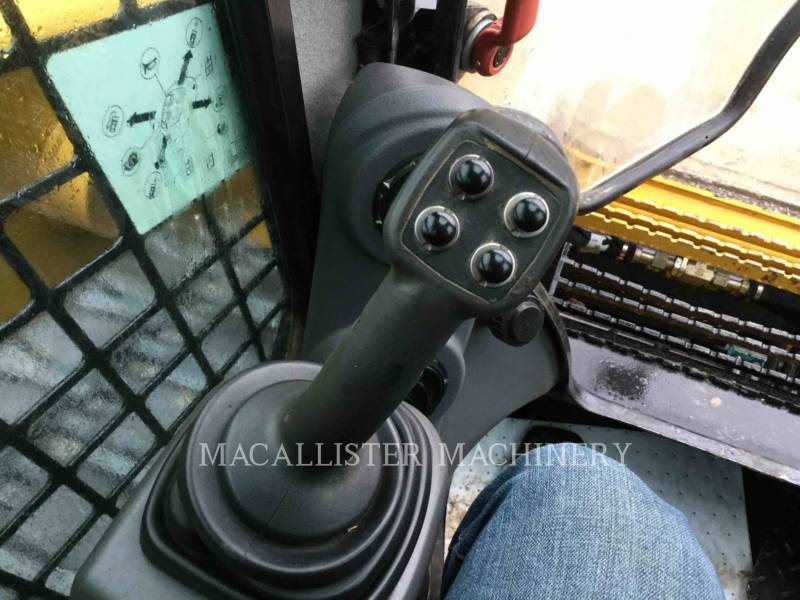 CATERPILLAR CARGADORES MULTITERRENO 289D equipment  photo 18