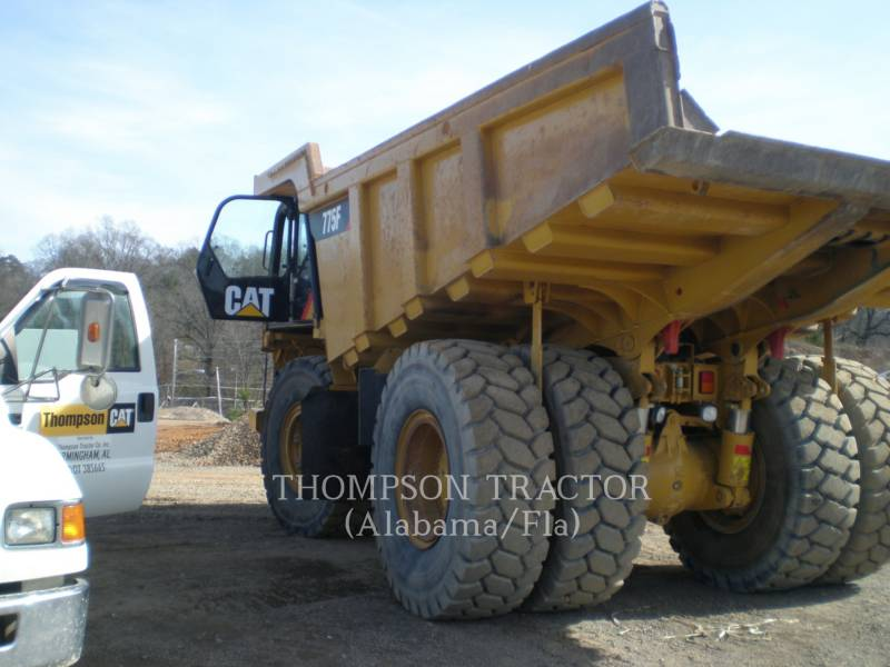 CATERPILLAR MINING OFF HIGHWAY TRUCK 775F equipment  photo 7