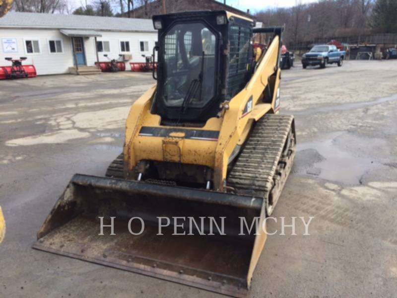CATERPILLAR CHARGEURS TOUT TERRAIN 287B  equipment  photo 1