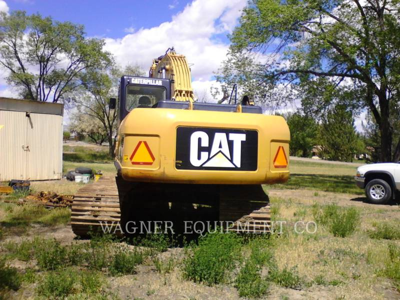 CATERPILLAR TRACK EXCAVATORS 320DL THB equipment  photo 4