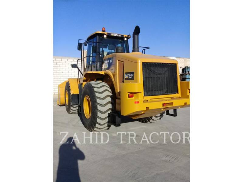CATERPILLAR 鉱業用ホイール・ローダ 966H equipment  photo 2