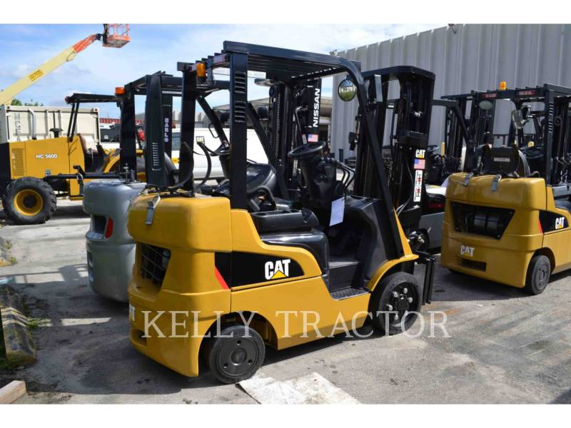 CATERPILLAR LIFT TRUCKS EMPILHADEIRAS C5000 equipment  photo 2