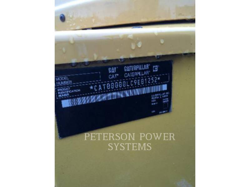 CATERPILLAR STATIONARY GENERATOR SETS C9 equipment  photo 5