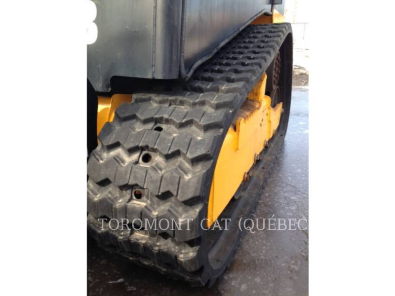 JCB SKID STEER LOADERS 205T equipment  photo 11