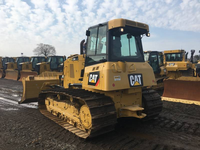 Caterpillar TRACTOARE CU ŞENILE D6K2LGP equipment  photo 3