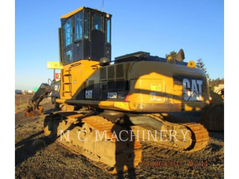 CATERPILLAR FOREST MACHINE 325D FM equipment  photo 3