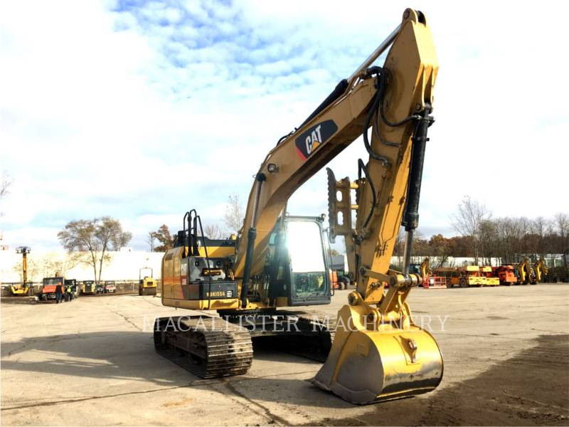 CATERPILLAR TRACK EXCAVATORS 320EL equipment  photo 2