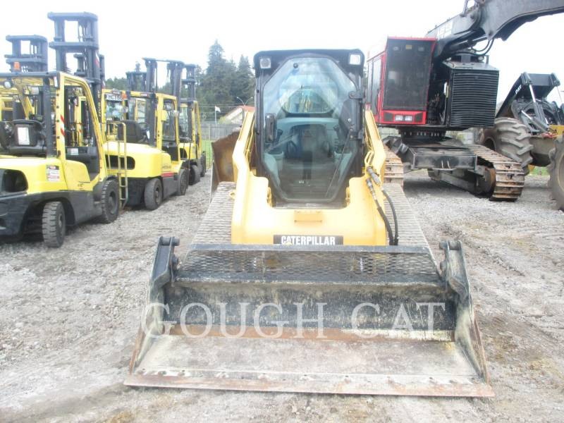 CATERPILLAR UNIWERSALNE ŁADOWARKI 297C equipment  photo 7