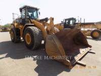 Equipment photo CATERPILLAR 966M FC WHEEL LOADERS/INTEGRATED TOOLCARRIERS 1