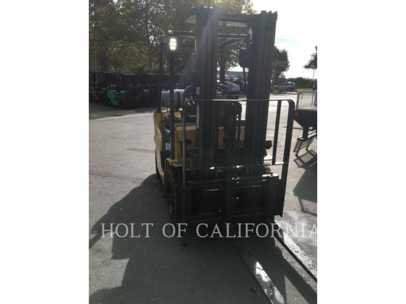 CATERPILLAR MITSUBISHI FORKLIFTS GP25N5-LE equipment  photo 2