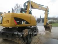 CATERPILLAR WHEEL EXCAVATORS M313D equipment  photo 6