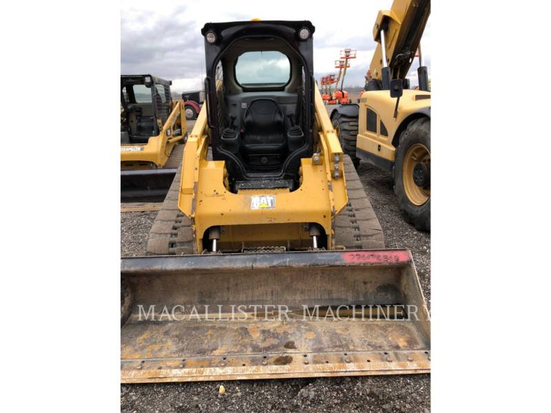 CATERPILLAR CHARGEURS TOUT TERRAIN 279D equipment  photo 2