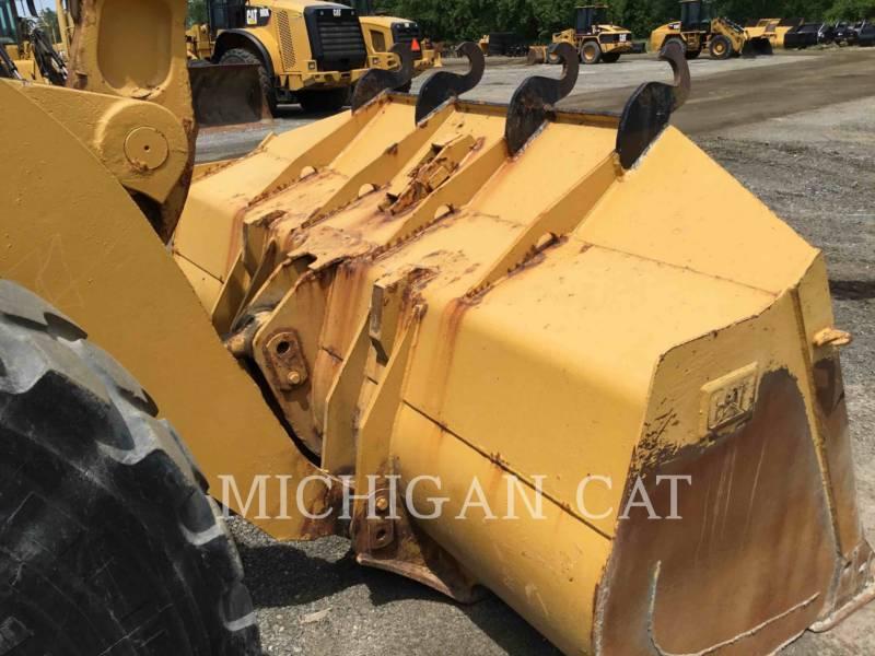 Caterpillar ÎNCĂRCĂTOARE PE ROŢI/PORTSCULE INTEGRATE 950G equipment  photo 19