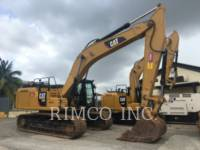 Equipment photo CATERPILLAR 336 F L KETTEN-HYDRAULIKBAGGER 1
