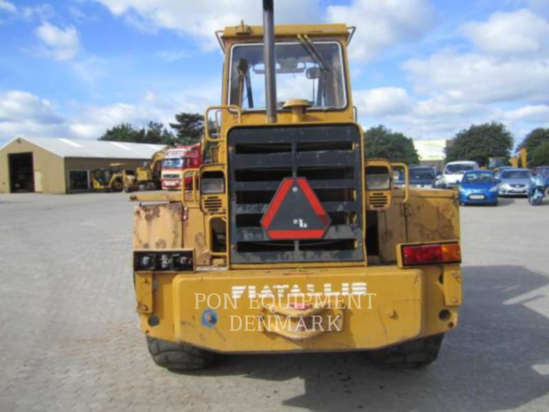 FIAT ALLIS WHEEL LOADERS/INTEGRATED TOOLCARRIERS FR12 equipment  photo 2
