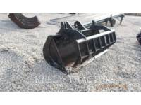 Equipment photo CATERPILLAR 1.1 CYD MULTI-GRAPPLE BUCKET FOR TELEHANDLER  GRAPPLE 1