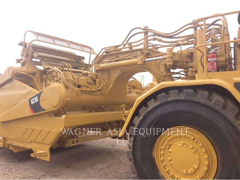 CATERPILLAR DECAPEUSES AUTOMOTRICES 623G equipment  photo 8
