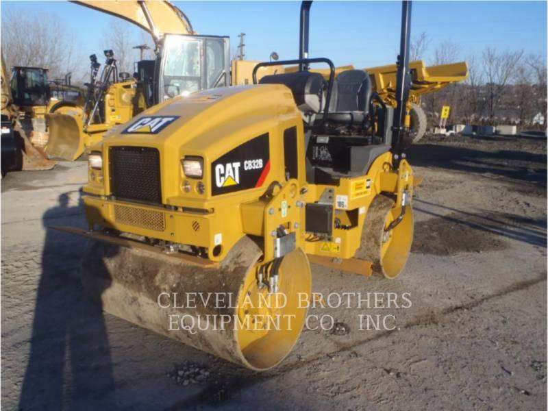 CATERPILLAR COMPACTORS CB32B equipment  photo 1