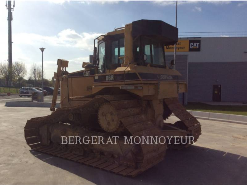 CATERPILLAR TRACTEURS SUR CHAINES D6RLGP equipment  photo 4