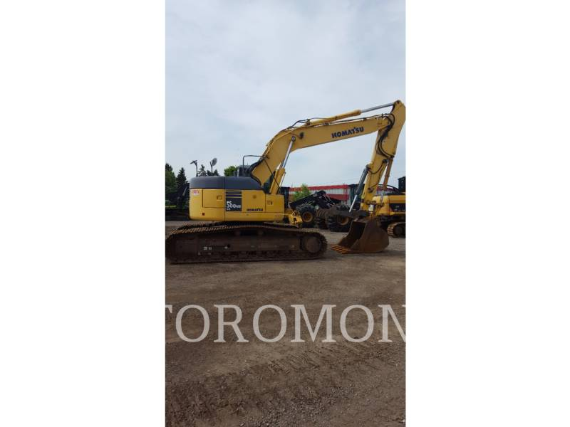 KOMATSU LTD. TRACK EXCAVATORS PC308USLC equipment  photo 1