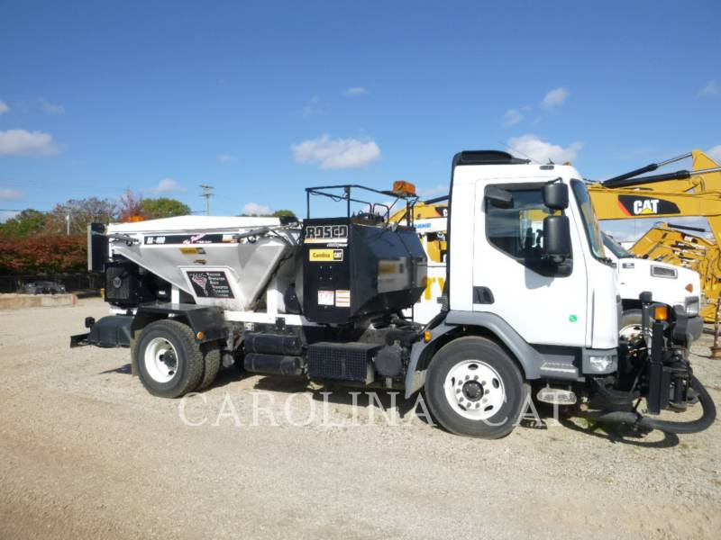 ROSCO VEHICULES UTILITAIRES RA 400 equipment  photo 1