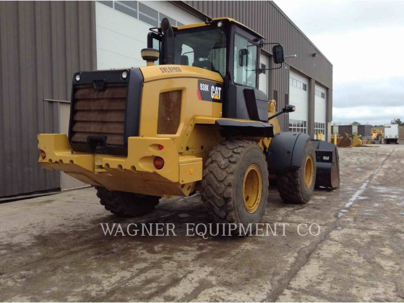CATERPILLAR WHEEL LOADERS/INTEGRATED TOOLCARRIERS 938K FC equipment  photo 2