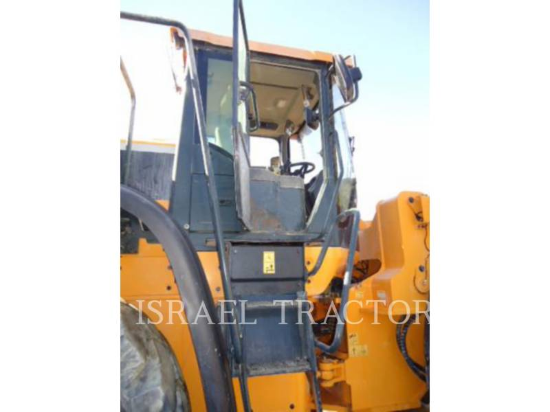 HYUNDAI CONSTRUCTION EQUIPMENT CHARGEURS SUR PNEUS/CHARGEURS INDUSTRIELS HL770-9 equipment  photo 6