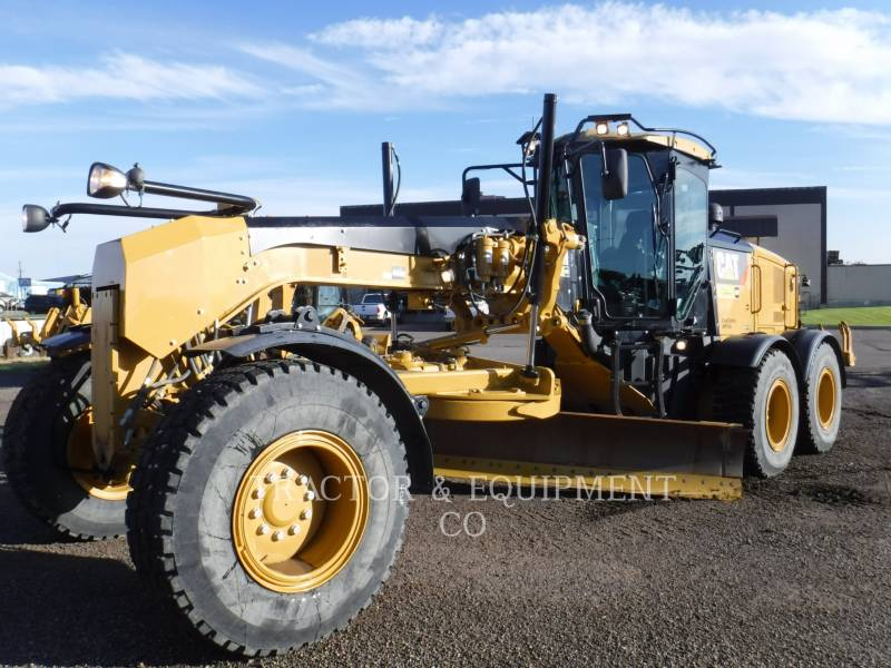 CATERPILLAR MOTOR GRADERS 160M2 LR equipment  photo 1