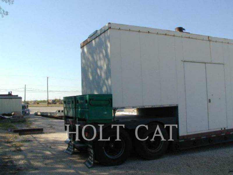 CATERPILLAR MODULES D'ALIMENTATION 600KW equipment  photo 2