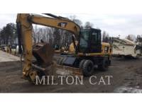 Equipment photo CATERPILLAR M316D ESCAVATORI GOMMATI 1