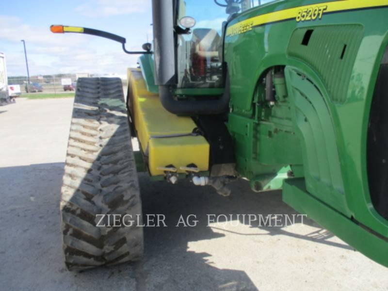 DEERE & CO. AG TRACTORS 8520T equipment  photo 2