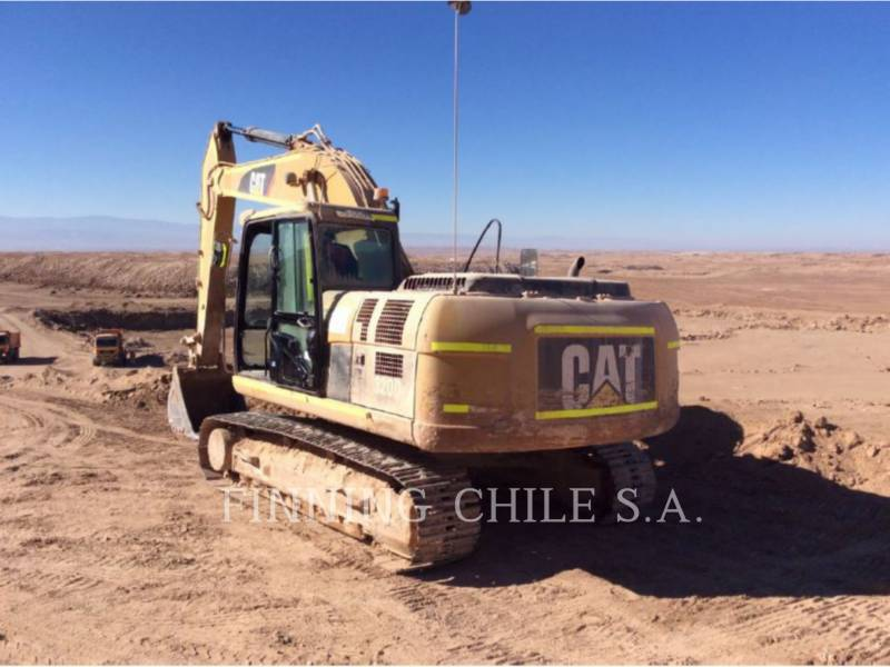 CATERPILLAR EXCAVADORAS DE CADENAS 320 D equipment  photo 2