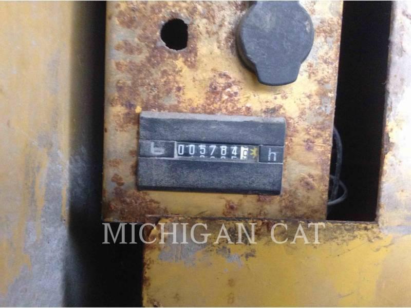 CATERPILLAR WHEEL EXCAVATORS M318 equipment  photo 23