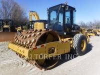 Equipment photo CATERPILLAR CS56 COMPACTEUR VIBRANT, MONOCYLINDRE LISSE 1