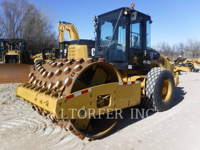 CATERPILLAR COMPACTADORES DE SUELOS CS56 equipment  photo 1