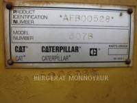CATERPILLAR TRACK EXCAVATORS 307B equipment  photo 4