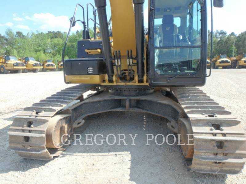 CATERPILLAR EXCAVADORAS DE CADENAS 324E L equipment  photo 6
