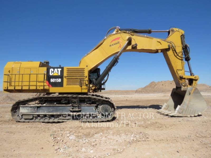 CATERPILLAR 大規模鉱業用製品 6015B equipment  photo 19