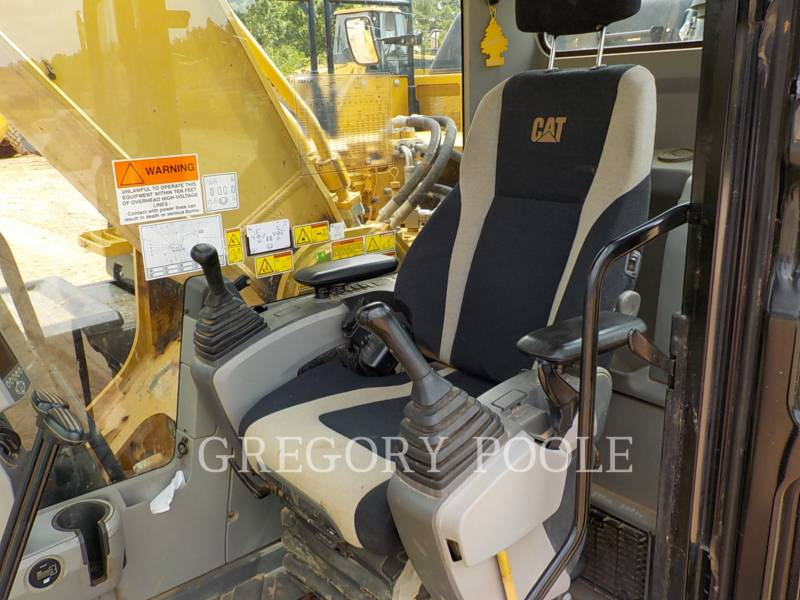 CATERPILLAR KETTEN-HYDRAULIKBAGGER 336ELH equipment  photo 24
