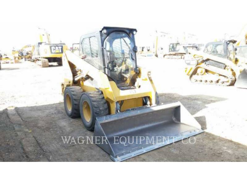 CATERPILLAR KOMPAKTLADER 236D HF equipment  photo 4