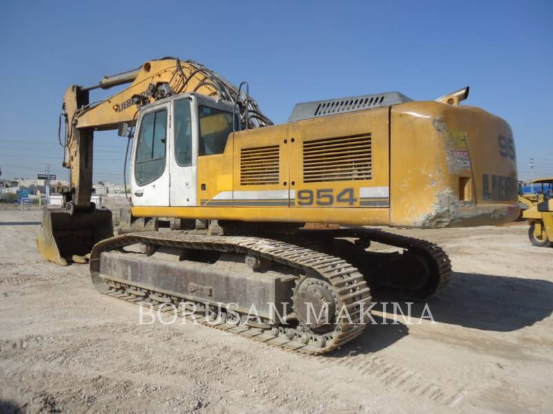 LIEBHERR PALA PARA MINERÍA / EXCAVADORA R954C equipment  photo 9