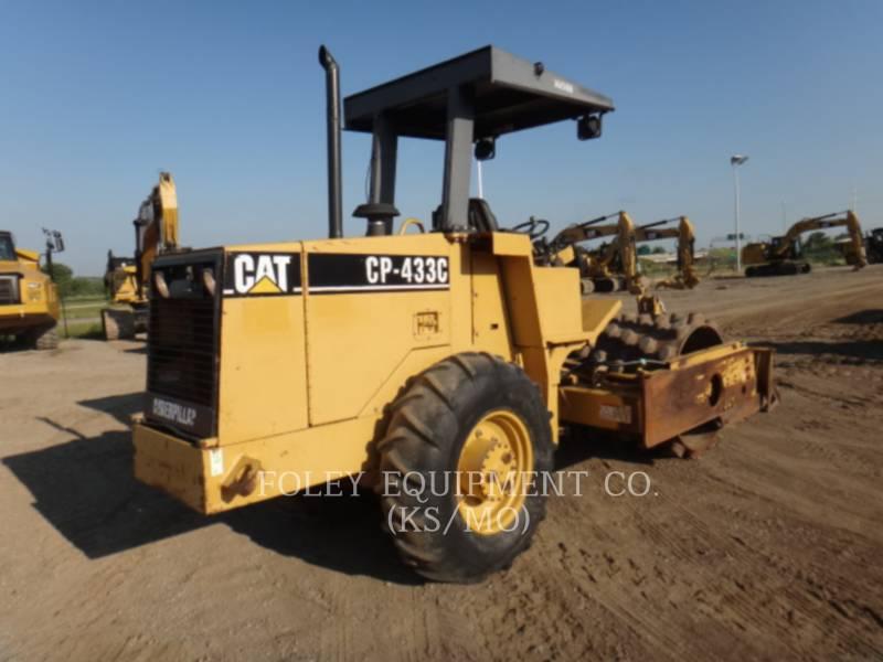 CATERPILLAR COMPACTORS CP433 equipment  photo 3