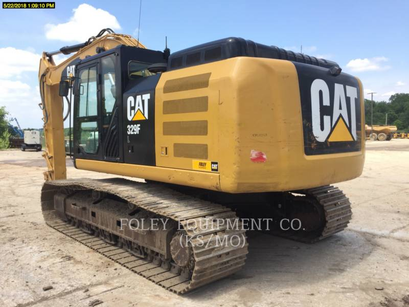 CATERPILLAR ESCAVADEIRAS 329FL equipment  photo 3
